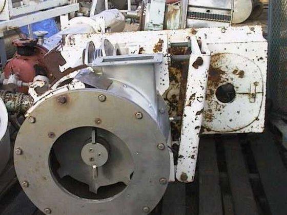 Rietz RF-18-K Mill, Fluffer, S/st,