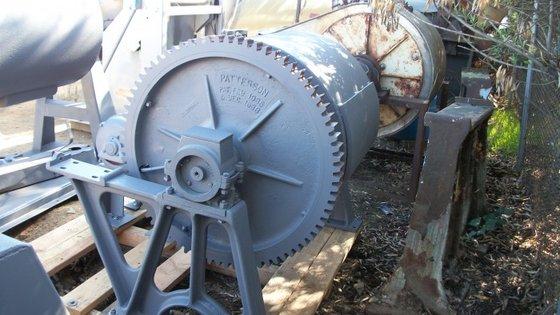 "Patterson Mill, Batch, 2'6"" X"