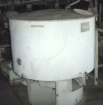 Sweco M-45 Mill, Vibratory, C/st,