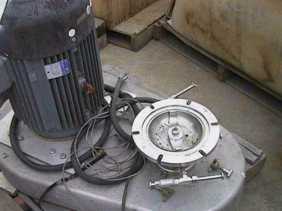 APV Mixer, High Shear, Inline,
