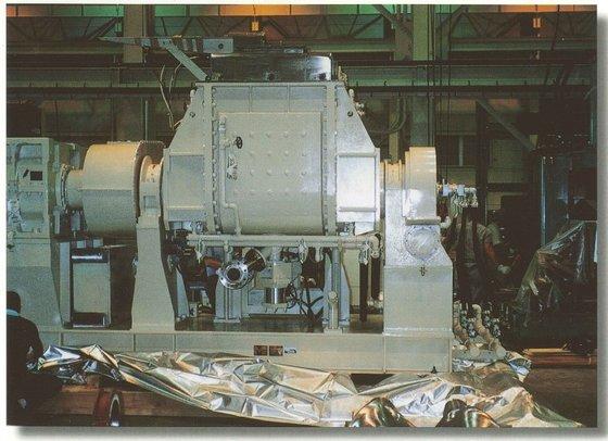 Moriyama GB600-200-MWB-S Mixer, Sigma, 300