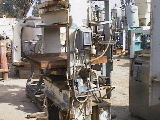 Press, Platen, Juice, Hydraulic, S/st,