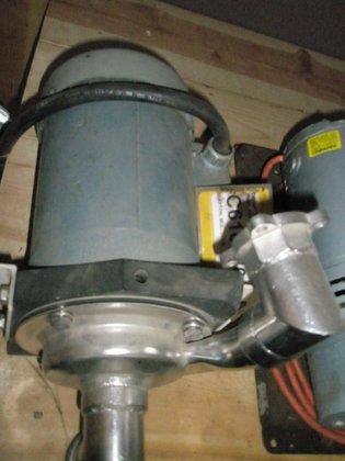 S2 Pump, Centrif., 1 HP,