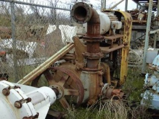 Pump, Centrif., 30 HP, R/L,