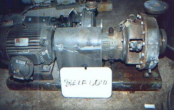 8196 Pump, Centrif., 20 HP,