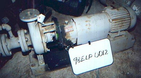 3196 Pump, Centrif., 5 HP,