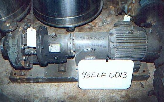 8196 Pump, Centrif., 5 HP,