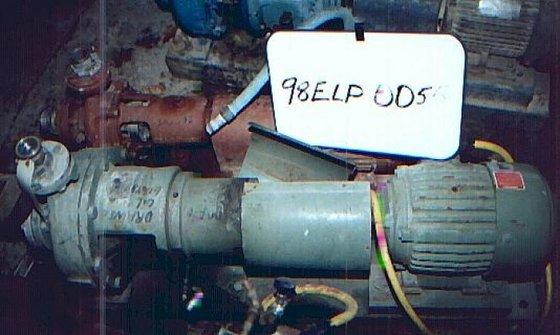 1012 Pump, Centrif., 3 HP,
