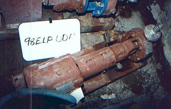 Pump, Centrif., 3 HP, S/st,