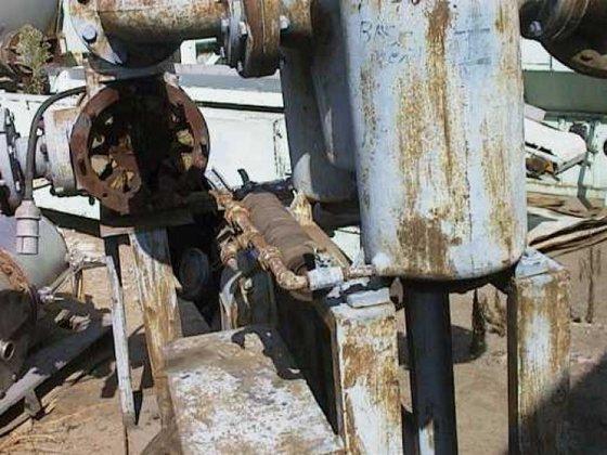 QR124 Pump, Gear, 5 HP,