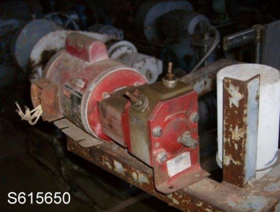 CC-PY18R-H Pump, Gear, 1/4 HP,