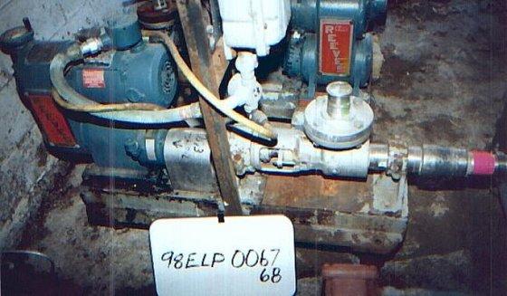 Pump, Moyno, 316 S/st, 0.75