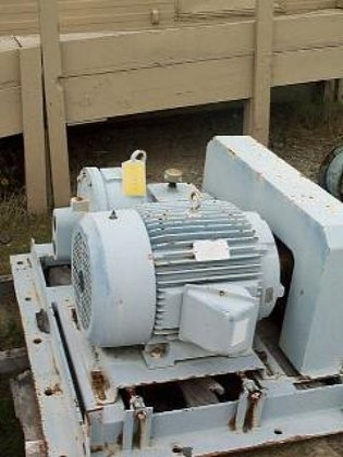 R-11 Pump, Positive, 40 HP
