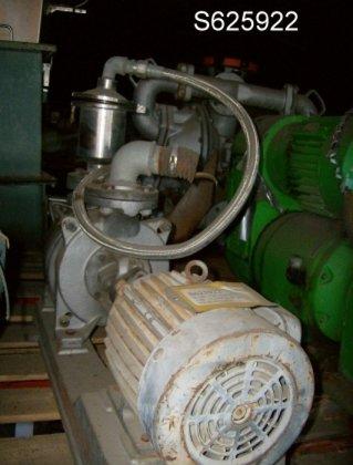 KLRC-40 Pump, Vacuum, 5 HP,