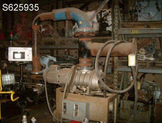Pump, Vacuum, Edwards, EZ80, 3