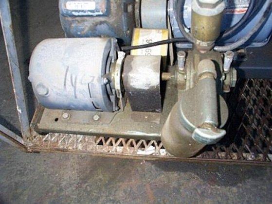 Gast 0740-V3 Pump, Vacuum, Mdl,