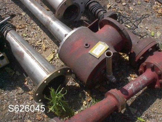 Pump, Vacuum, Graham, S/st, Steam