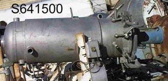 Reactor, 15 Gallon, S/st, Jkt,