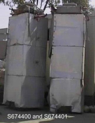 Mikro 8-B-BV Dust Collector, Bin