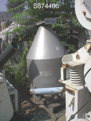 Dust Collector, Baghouse, 200 CFM,