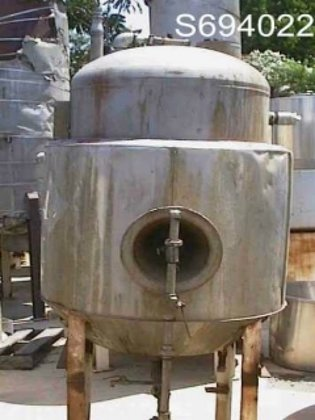 Tank, 150 Gallon, 316 S/st,