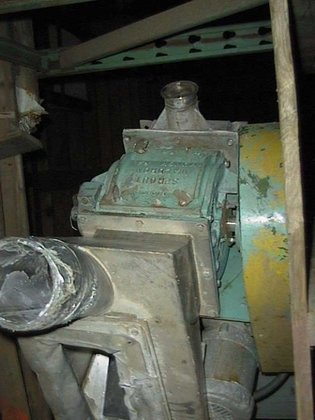 Sprout Waldron Valve, Rotary, Airlock,