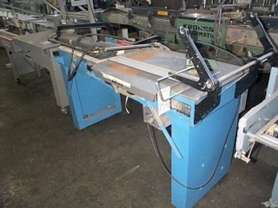 6402 wrapper Sealer, L-bar, Weldotron,