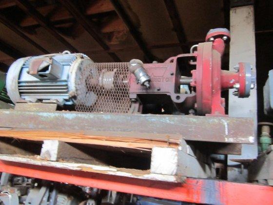 Worthington Pump, Centrif., 15 HP,