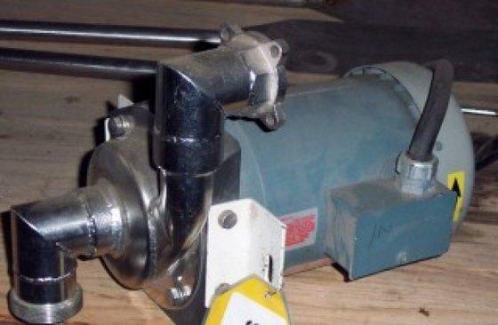 Dayton 3N726 Pump, Centrif., 1.50