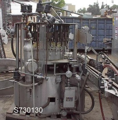 Filler, Rotary, US Bottlers, 24