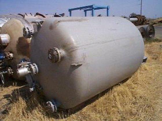 Dedietrich Tank, 1, 000 Gallon,