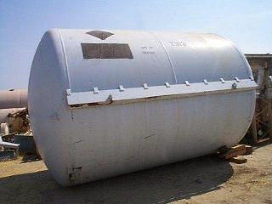 Pfaudler Tank, 8, 150 Gallon,