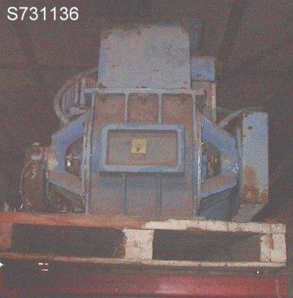 Buhler-Miag C874A Valve, Rotary, Airlock,