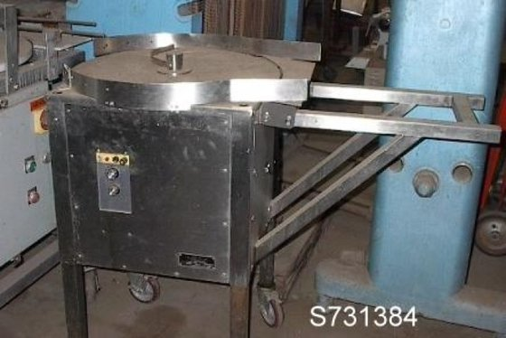 Westco type 24 Table, Accumulation,