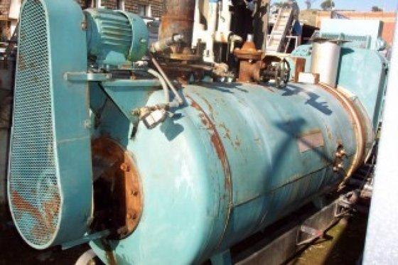 Cleaver Brooks IPT200-12 Boiler, Hot