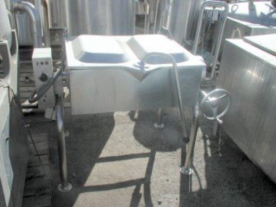 TS-236-T6 Cooker, Braiser, 20 Gallon,