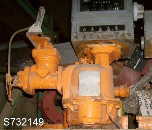 """Flowmeter, Liquid Control, 2"""", S/st,"""