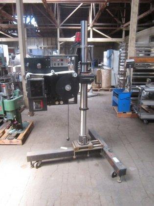 2600 Labeler, Pressure Sensitive, Willett,