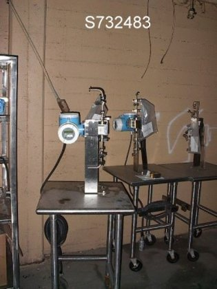 Endress-Hauser Co Flowmeter, Promag A,