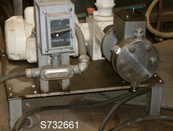 14721-111 Pump, Meter, 1/3 HP,