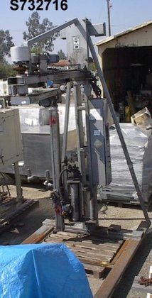 """Wrapper, Pallet, GMD Wrapmatic, 5'3"""""""