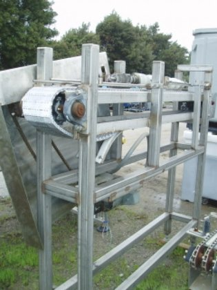 "Conveyor, Belt, 6"" X 5-1/2',"