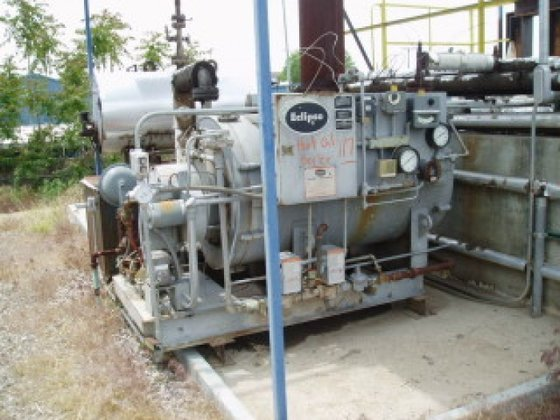 Boiler, Hot Oil, Eclipse Dowtherm,