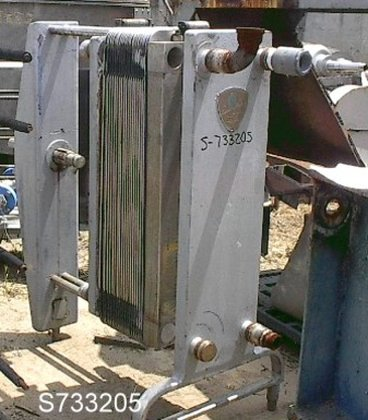 Heat Exchanger, Plate, Creamery Package,