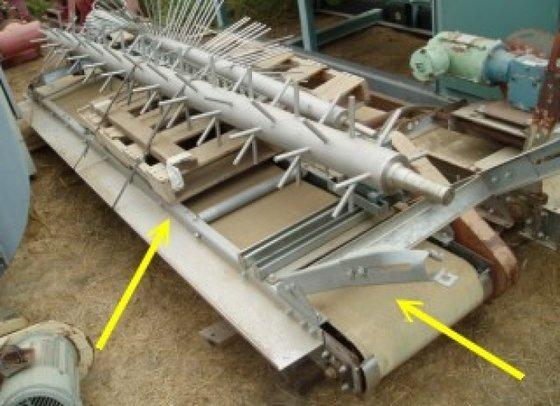 """Conveyor, Belt, 18"""" X 11',"""