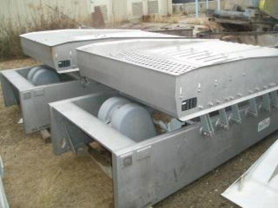 Key Technologies 432812-1 Conveyor, Vibratory,