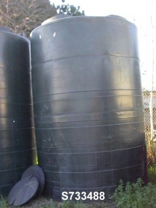 Tank, 5, 000 Gallon, PET,