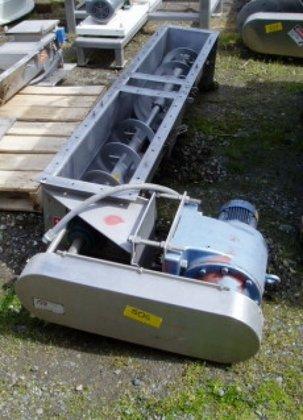 """Conveyor, Screw, 10"""" X 65"""","""