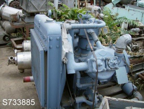 Compressor, Air, 25 HP, Type