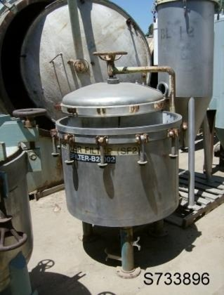 33-D-9 Filter, Pressure Leaf, 50